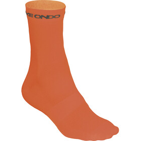 Etxeondo Soquette Argi Cycling Socks orange
